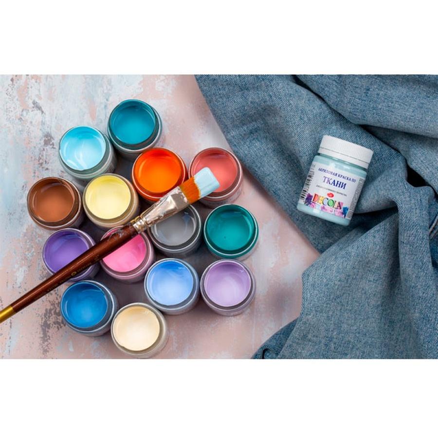 Акриловая краска для ткани купить атлант ткань купить